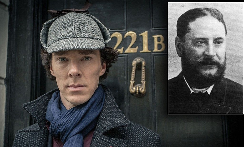 The real Sherlock Holmes revealed: Historian finds Victorian investigator Jerome Caminada who was a master of disguise and even had a foe like Moriarty