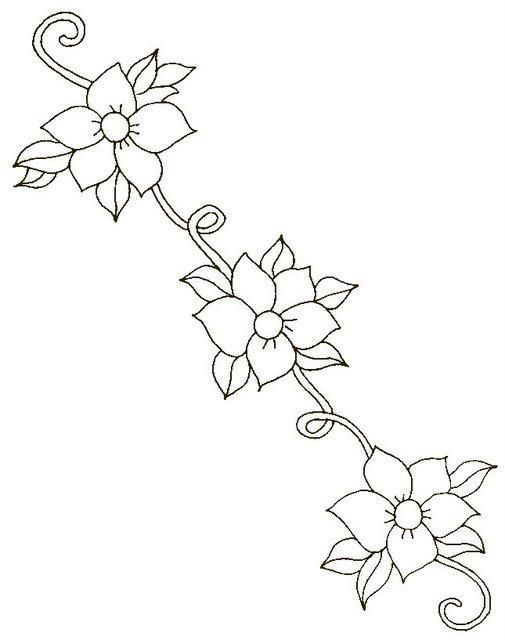 منتديات ستار تايمز Hand Embroidery Designs Christmas Embroidery Patterns Flower Embroidery Designs