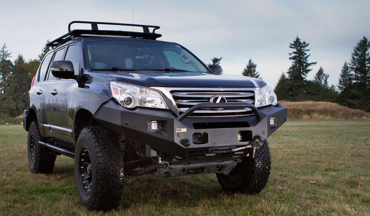 2010 gx460 front bumper