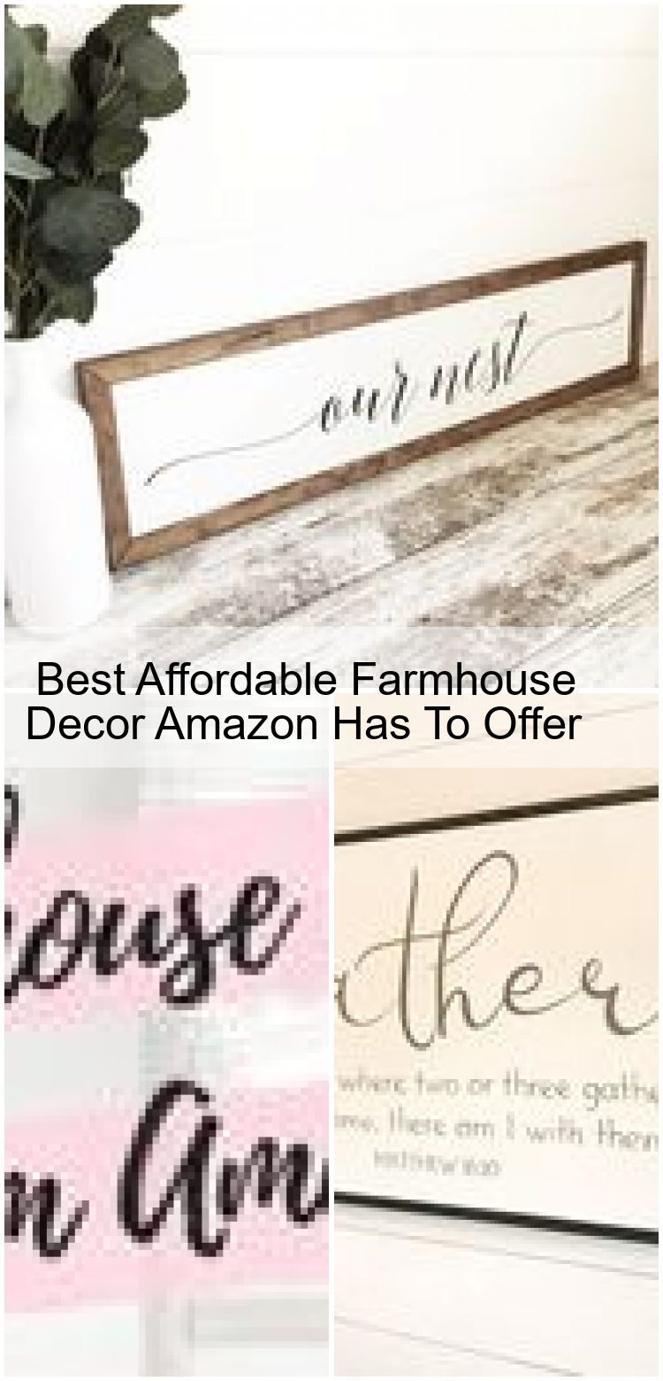 Best Affordable Farmhouse Decor Amazon Has To Offer   Best Affordable Farmhouse Decor Amazon Has To Offer   Best Affordable Farmhouse Decor Amazon Has To Offer  Always wa...
