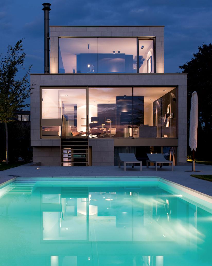 ca25c6bf775ce5 Moderne Architektur als Bühne für Kreativität. Architekt Carsten Bünck. Der  Bericht im STILPUNKTE-