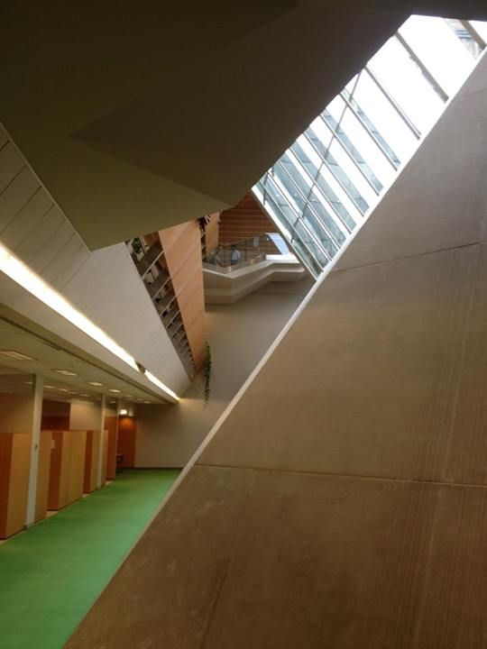 University Of Michigan Law Library Ann Arbor MI Gunnar Birkerts Associates