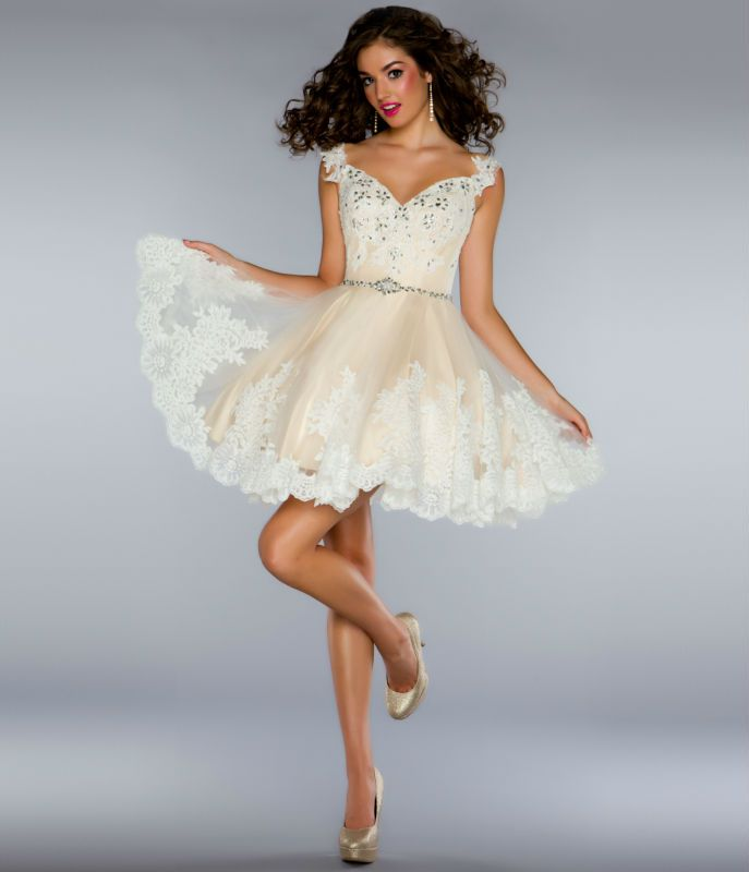 short wedding party dresses for women - Google Search | wedding ...