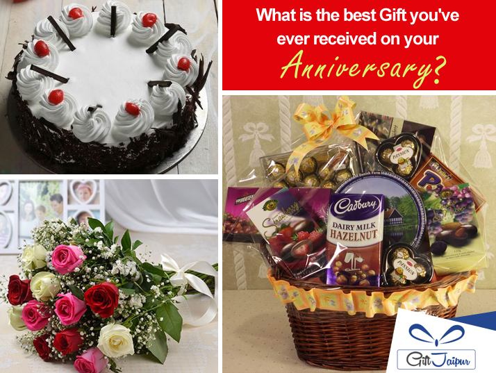 What is the best #gift youve ever received on your #anniversary