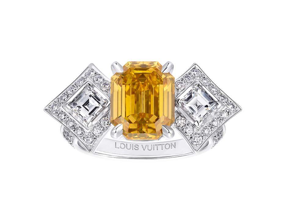 Las joyas Acte V Collection de Louis Vuitton - Corazón de Joyas