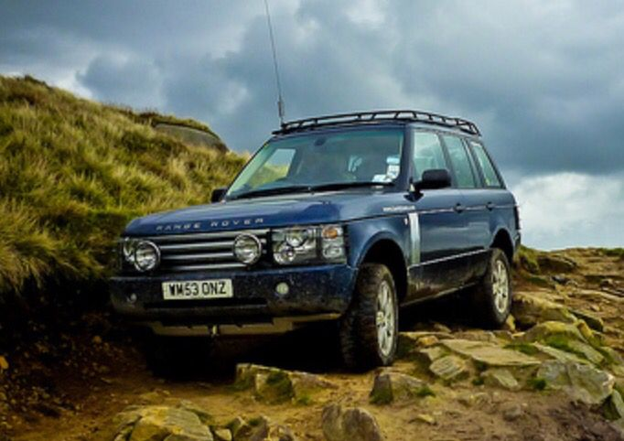 L322 Range Rover Lights And Roof Rack Range Rover Supercharged 2012 Range Rover Range Rover