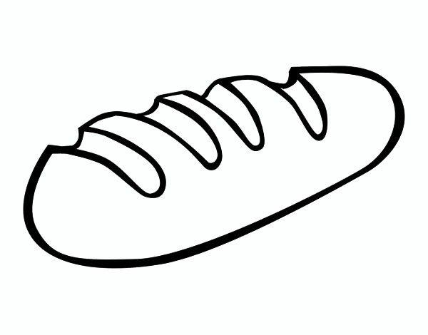 Dibujo Pan Bolsa Para Pan Bordado De Frutas Arte En Pan