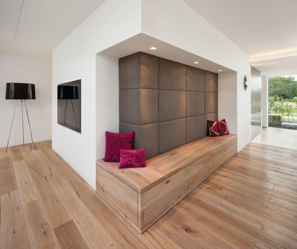 Wohnzimmer des modernen interieurs des hauses berschneider  berschneider architekten bda  innenarchitekten