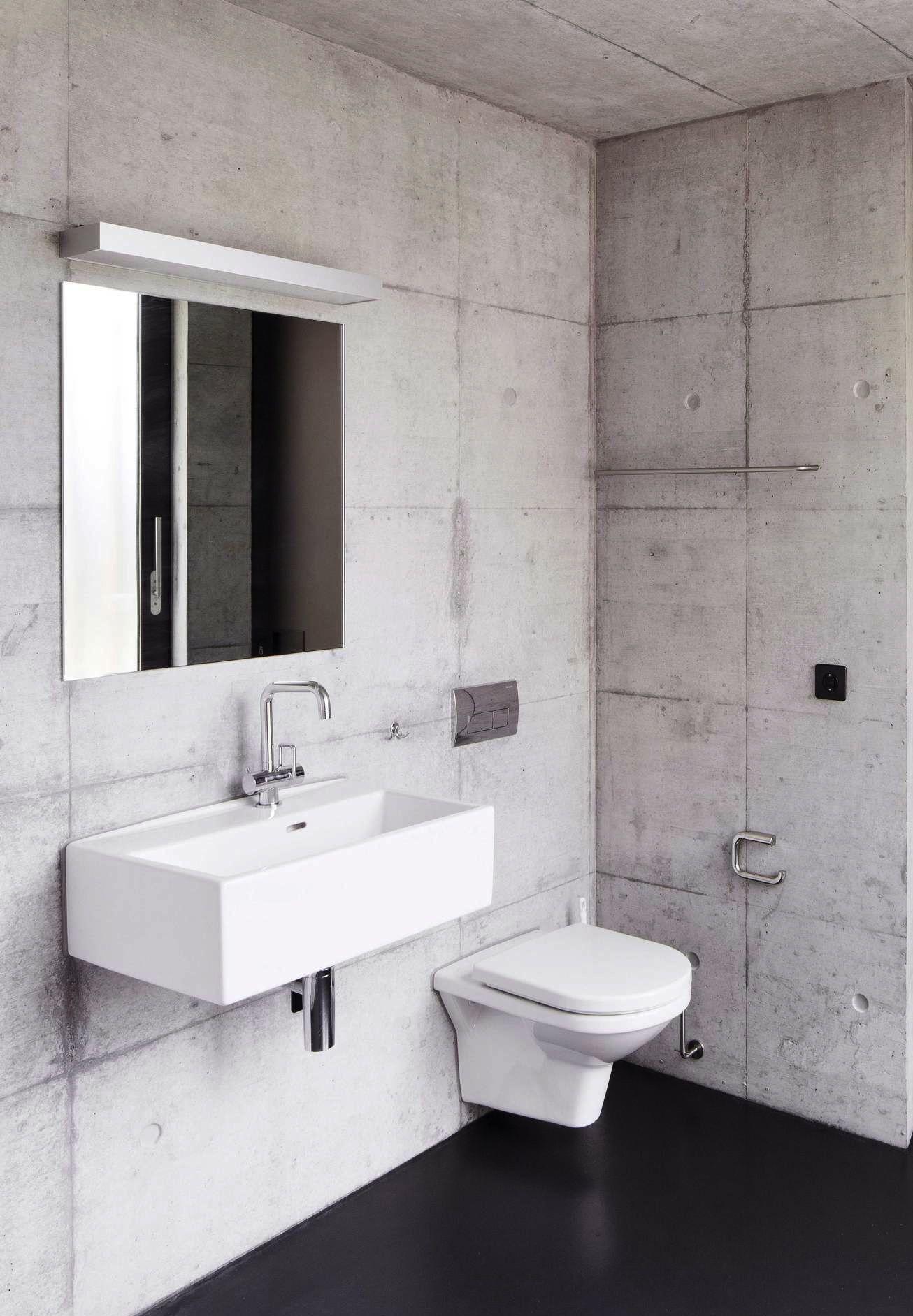 gallery of private house / gramazio & kohler - 8   concrete