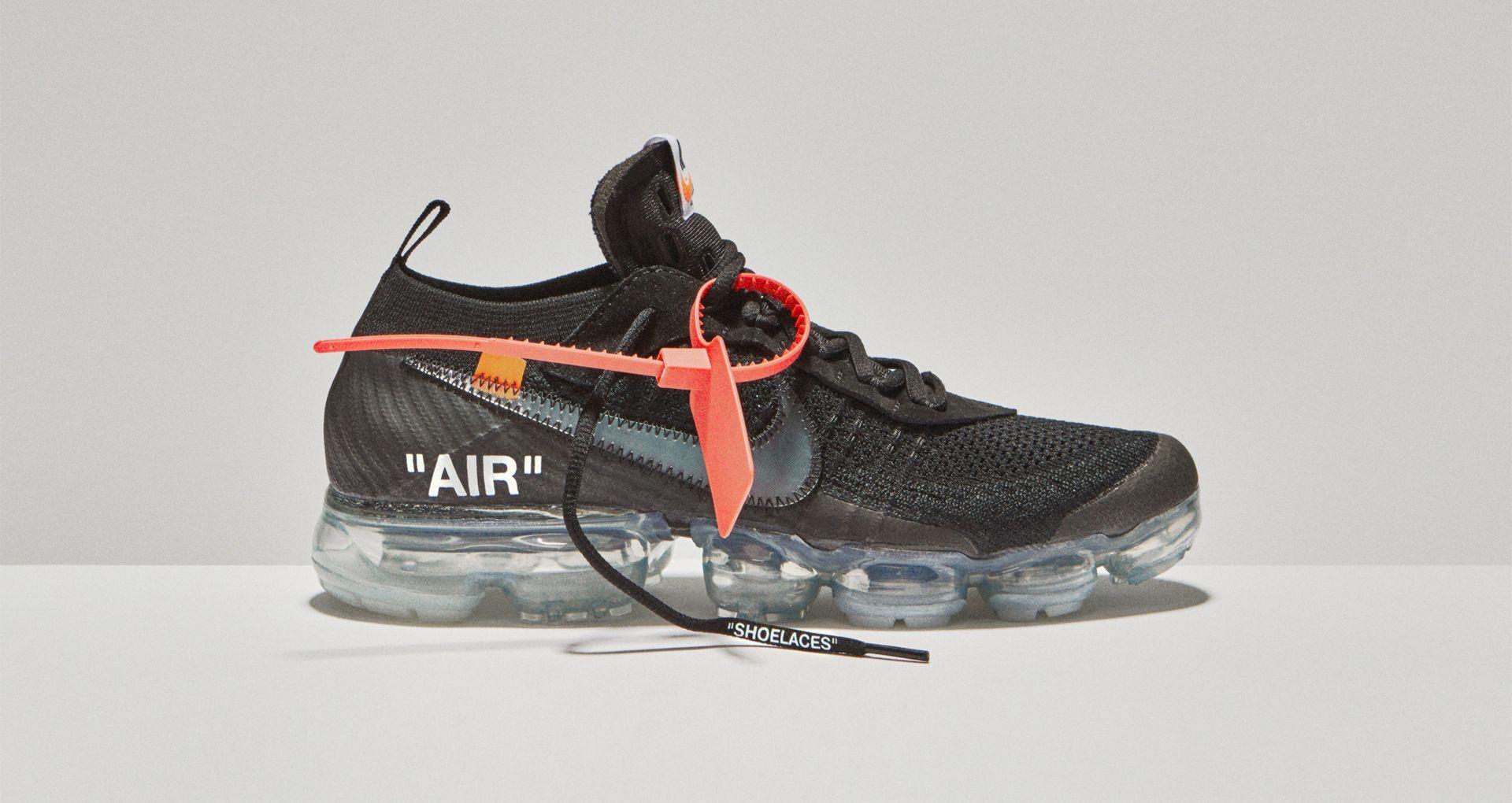 b195f14a60ec9 Nike The Ten Air Vapormax Off-White Black Release Date. Nike SNKRS ...
