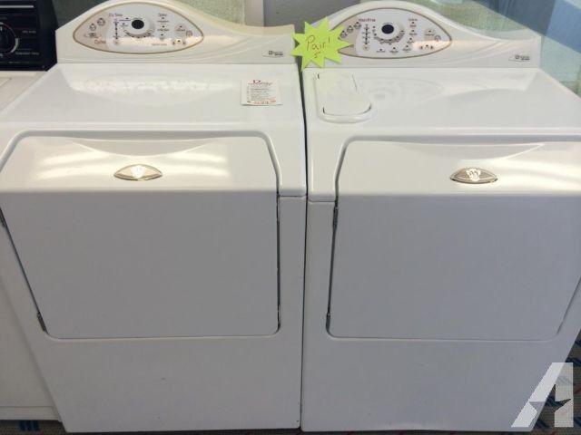 Maytag Neptune Washer Dryer Set Pair Used Washer Dryer Set