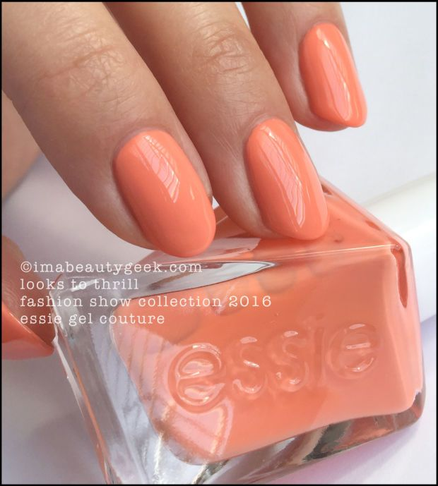 ESSIE GEL COUTURE LAUNCH COLLECTION: ALL 42 SWATCHES & REVIEW | Esmalte