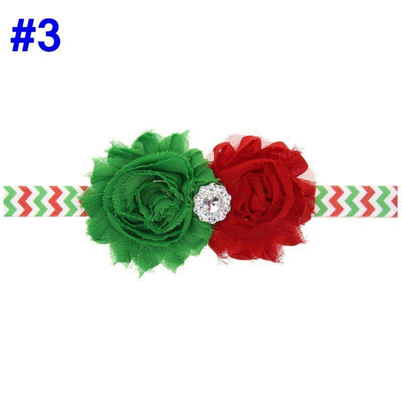 Christmas Headbands | Products | Pinterest