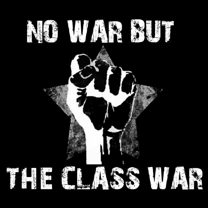 No war but..