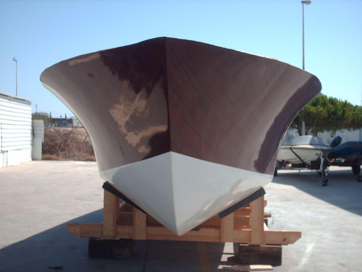 New Construction Wooden Boat Workshop Portim 227 O