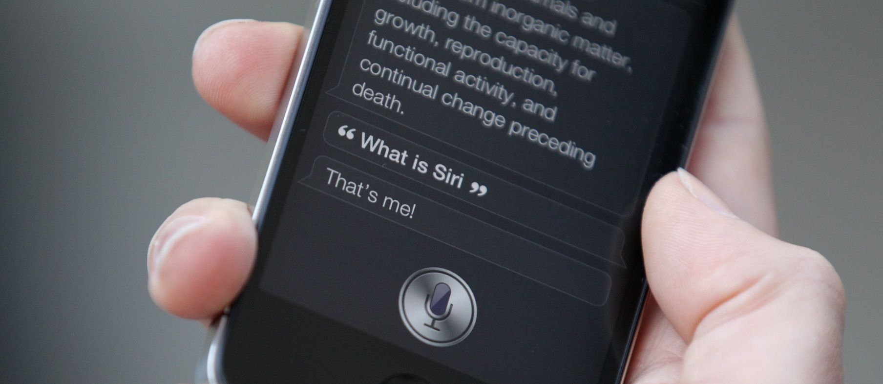 Apple Announces HandsFree 'Hey, Siri' for iOS 8 Iphone
