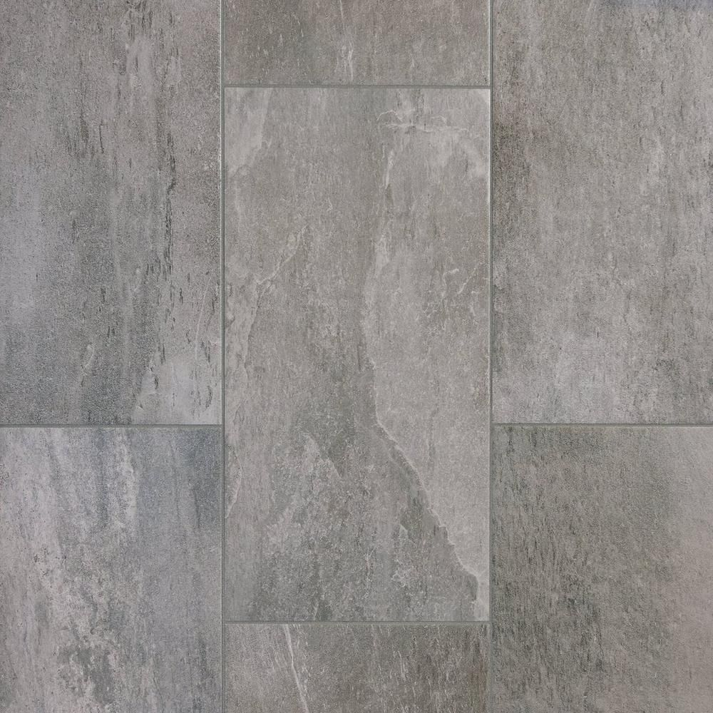 Rockwood Stone Porcelain Tile in x in Floor