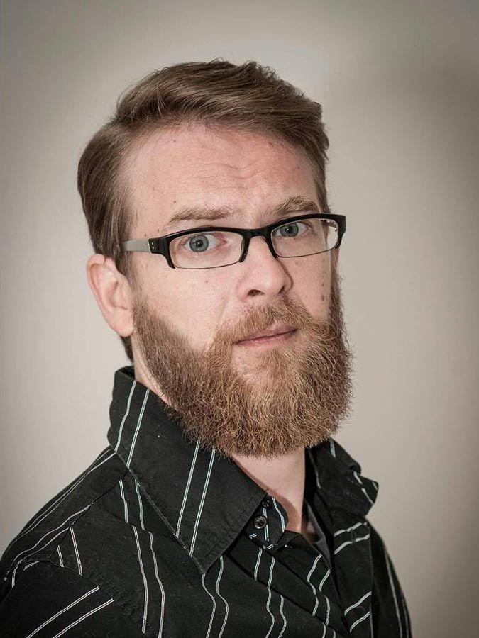 Mens Glasses Frames Beard