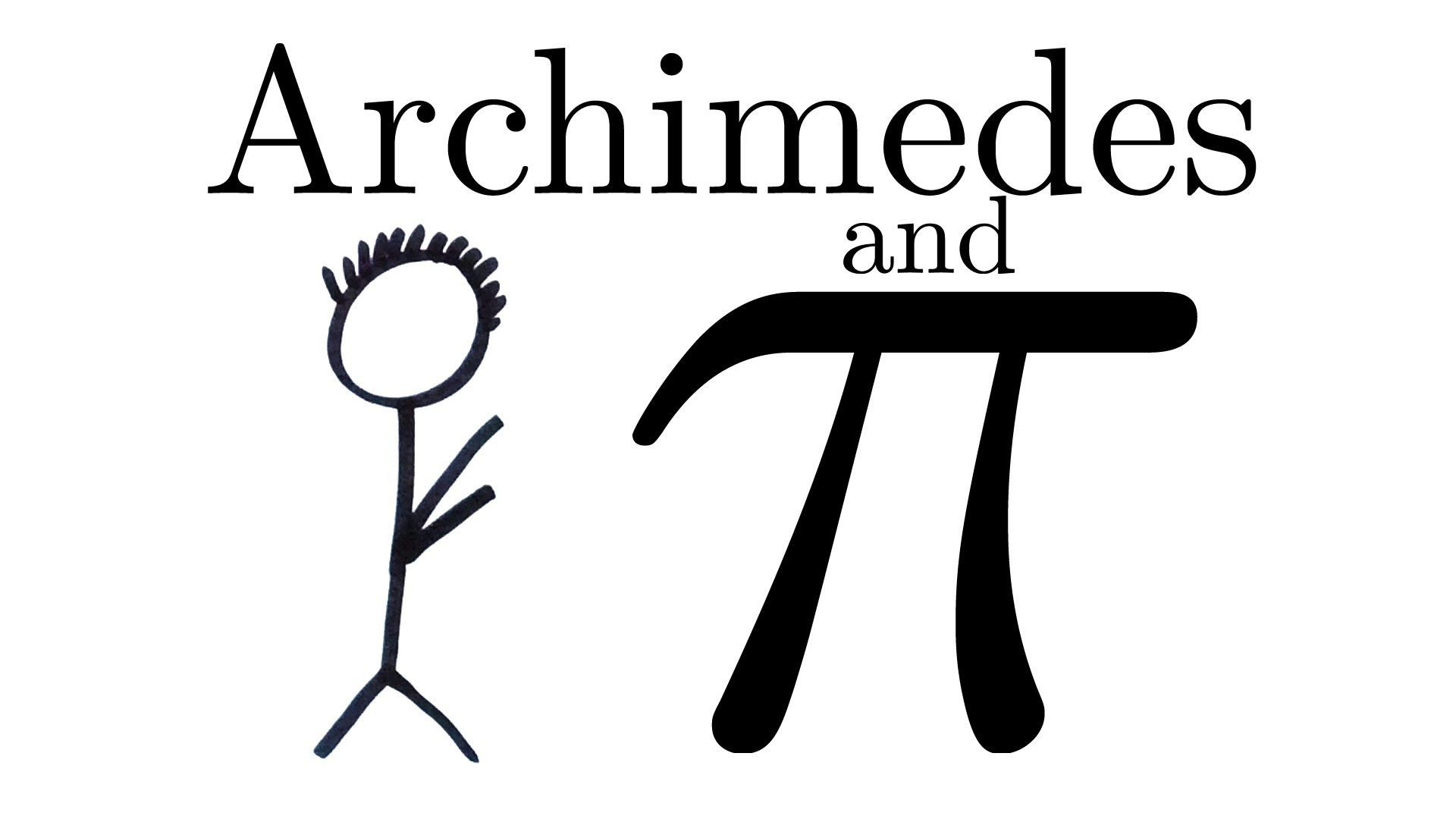 Appendix How Did Archimedes Manage To Determine The Value