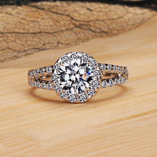 Diamond Wedding Rings Women Wedding Rings Engagement Diamond Engagement Wedding Ring