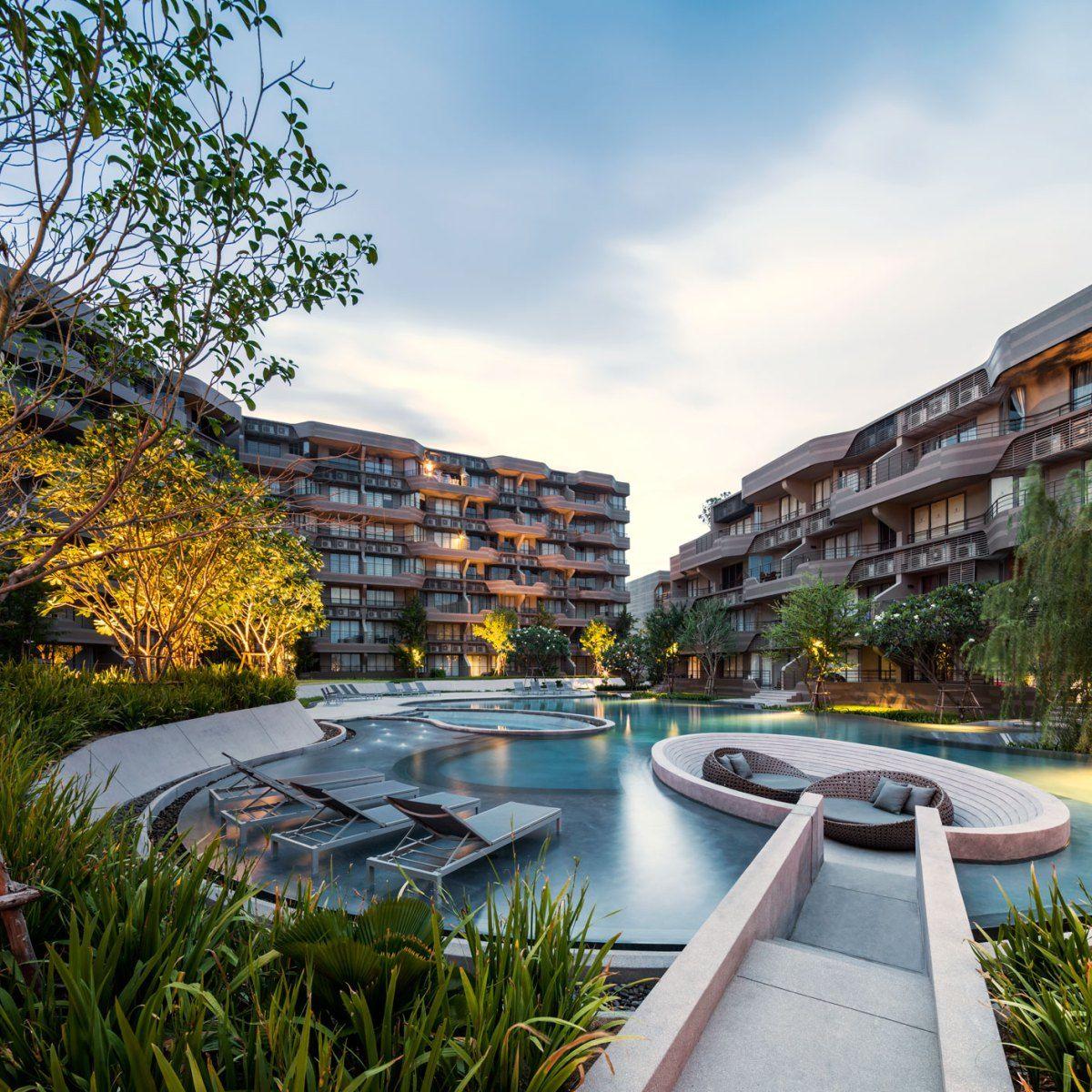 Baansanngam006 arsitektur kolam dan desain