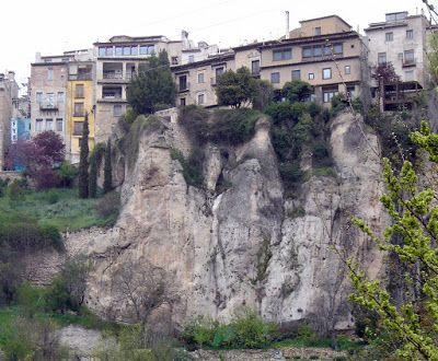Postcards From Spain Casas Colgadas In Cuenca Ancient Cities Cuenca Old Town