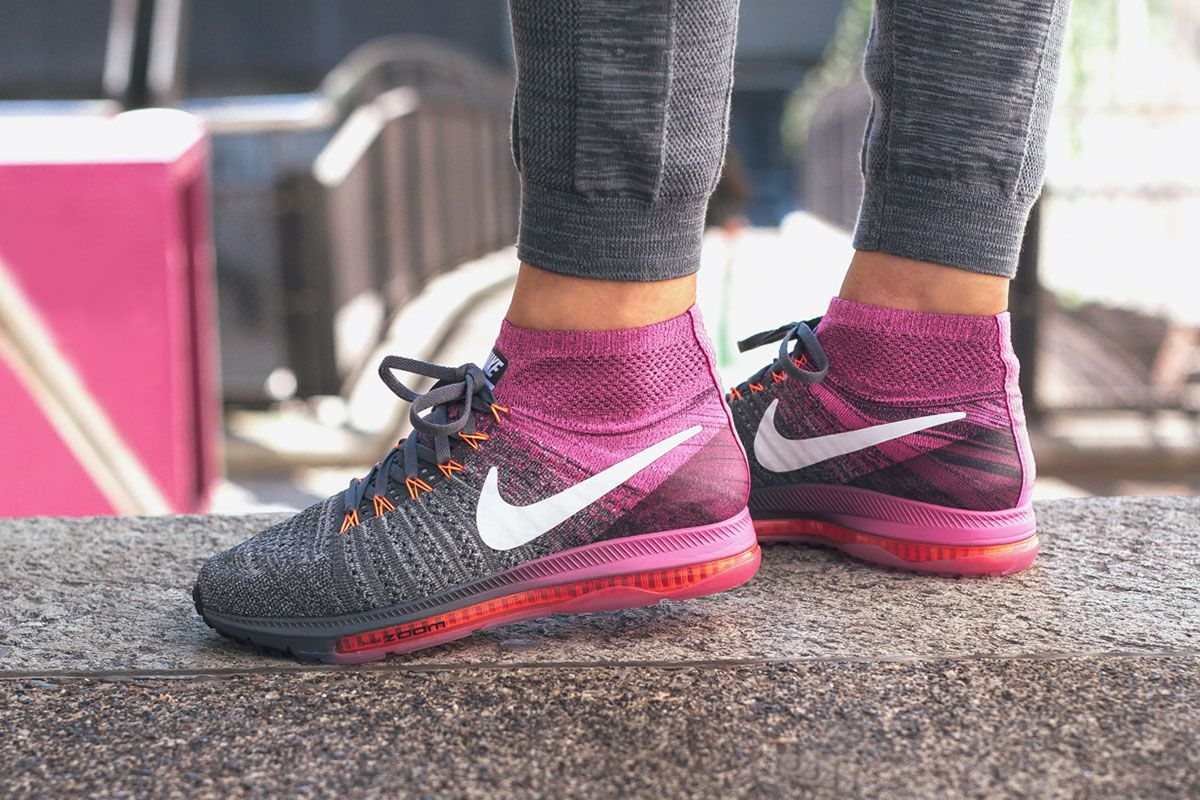 5378a9e6da7f On-Foot  Nike WMNS Zoom All Out Flyknit