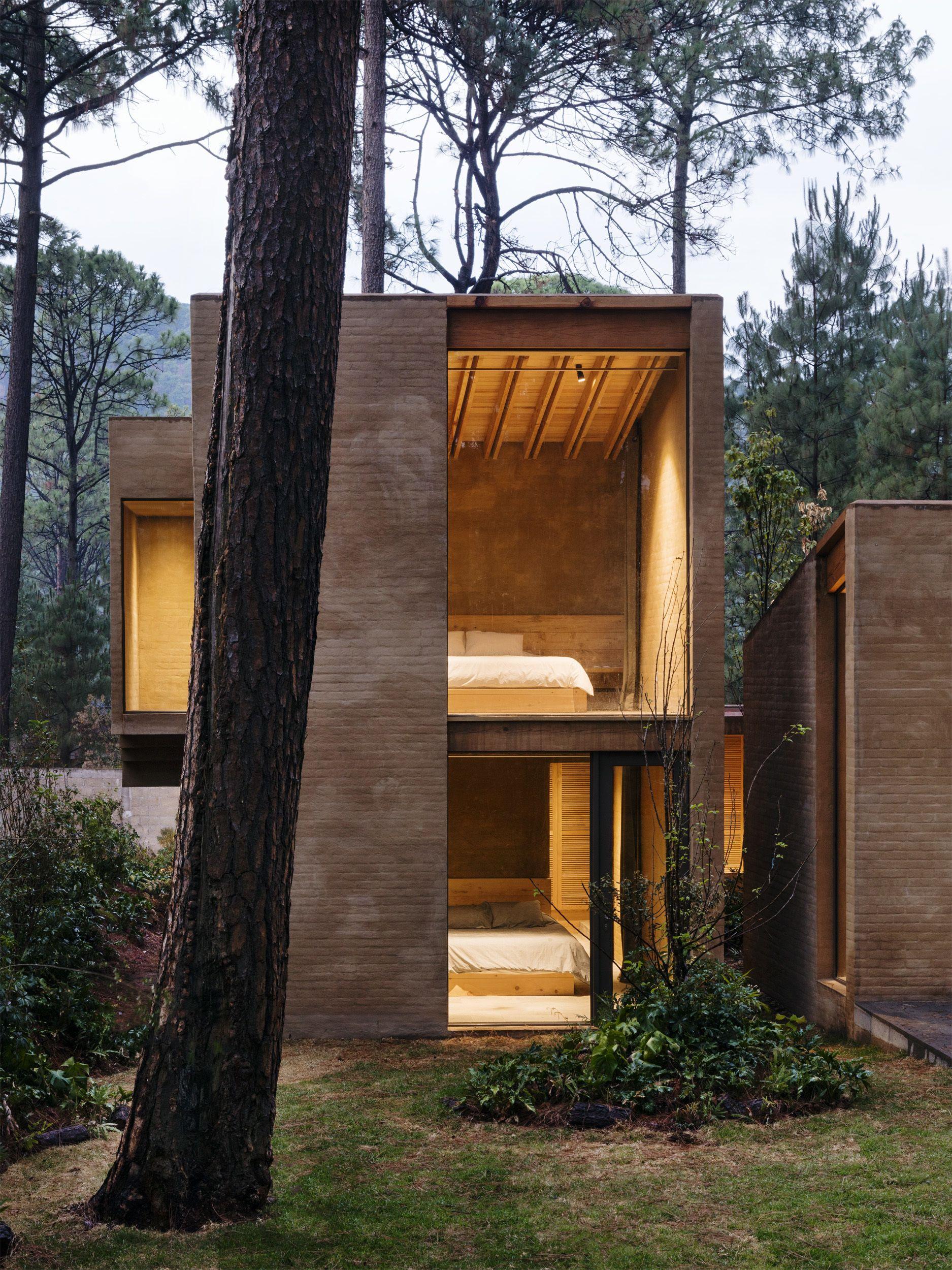Die Neuen Ferienhauser Von Hector Barroso Stylepark Architektur Aussengestaltung Wohnarchitektur