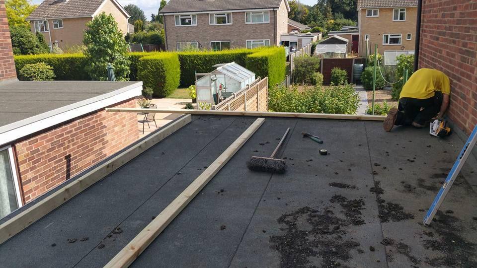 Flat Roof Repairs Cost in 2020 | Flat roof repair, Roof ...