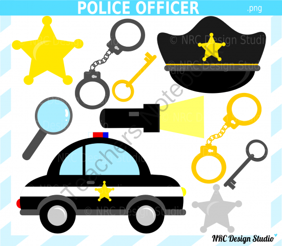 police officer clip art for personal and commercial use from nrc rh pinterest com free clipart police officer police officer clipart