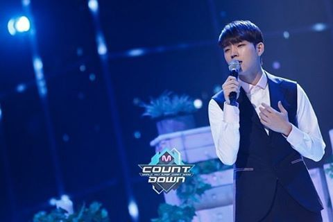 160512 Mnet Official Photo - Mcountdown Ep. 473  #남우현  #WooHyun #Write.. #끄덕끄덕 #NamWooHyun