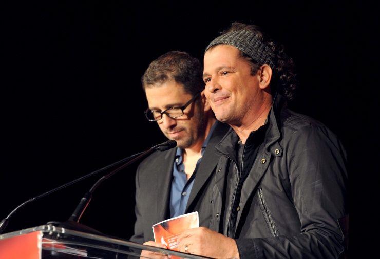 Carlos Vives y Sebastian Krys