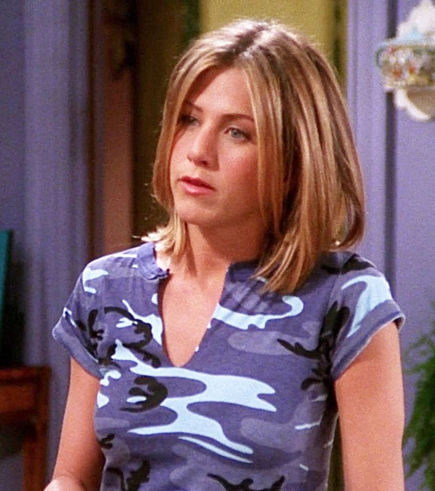 Jennifer Aniston Rachel Green Rachel Green Hair Rachel Green Jennifer Aniston Hair