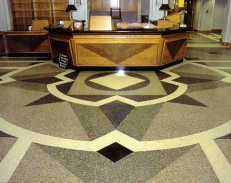 Terrazzo Flooring Design Terrazzo Flooring Terrazzo