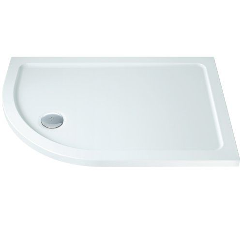 The Mx Group Flat Top Shower Tray Quadrant Shower Shower Tray