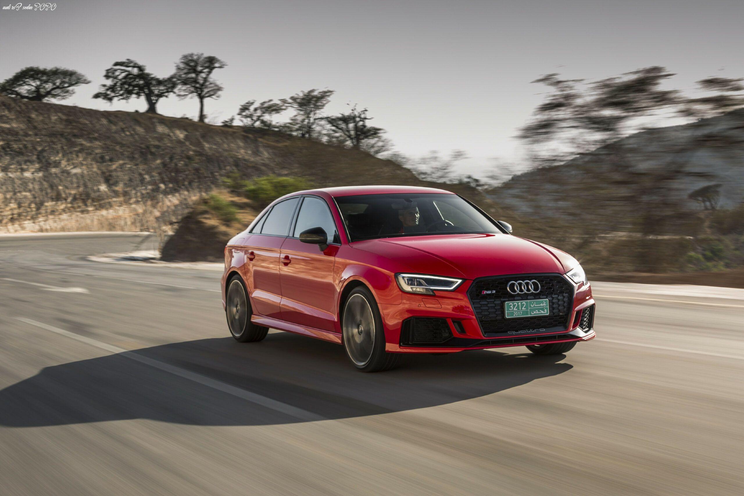 Audi Rs3 Sedan 2020 In 2020 Audi Rs3 Audi Rs Audi