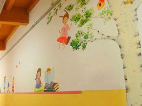 Murales bambini ~ Icoloridilaura murales arte e bimbi
