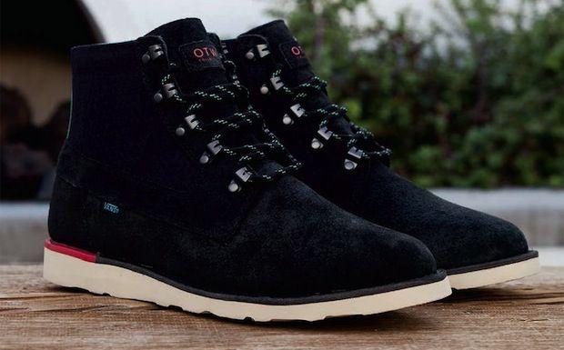 Vans Brenton Boot Men f2s7h947Vd Best Shoes for CrossFit Training Black/Mint