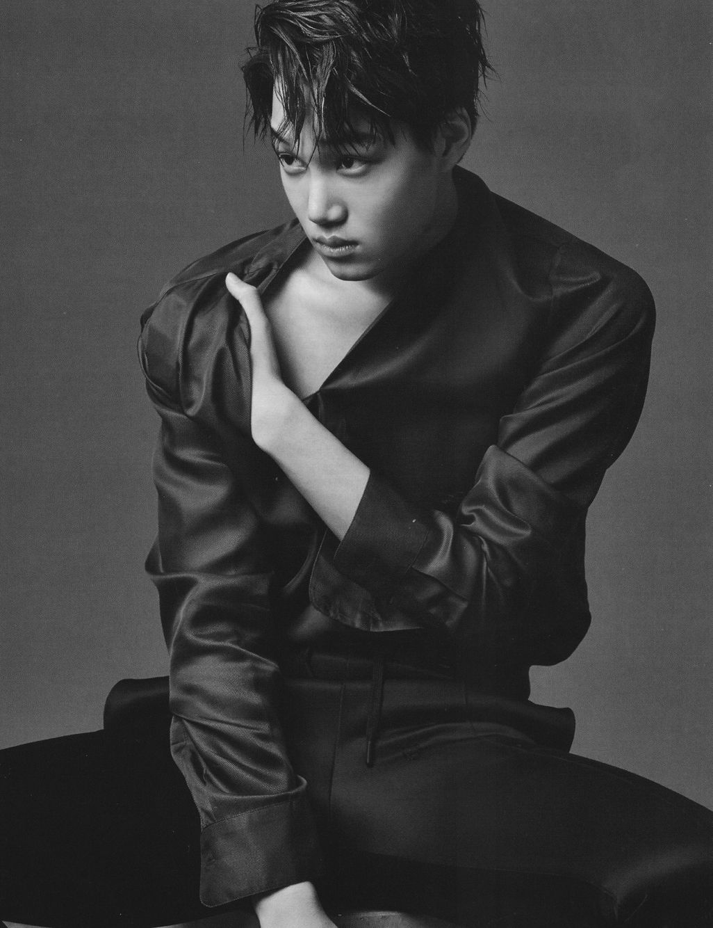 Jongin for GQ Korea August 2016 Issue! | 「EXO」 in 2019