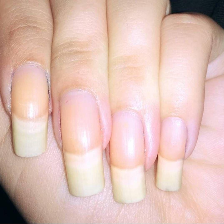 312 Likes, 4 Comments - 100% Natural Long Nails (@naturalongnails ...