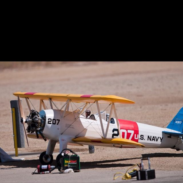 1 4 scale with a gasoline 5 cylinder radial engine Not mine I - how would you weigh a plane without scales