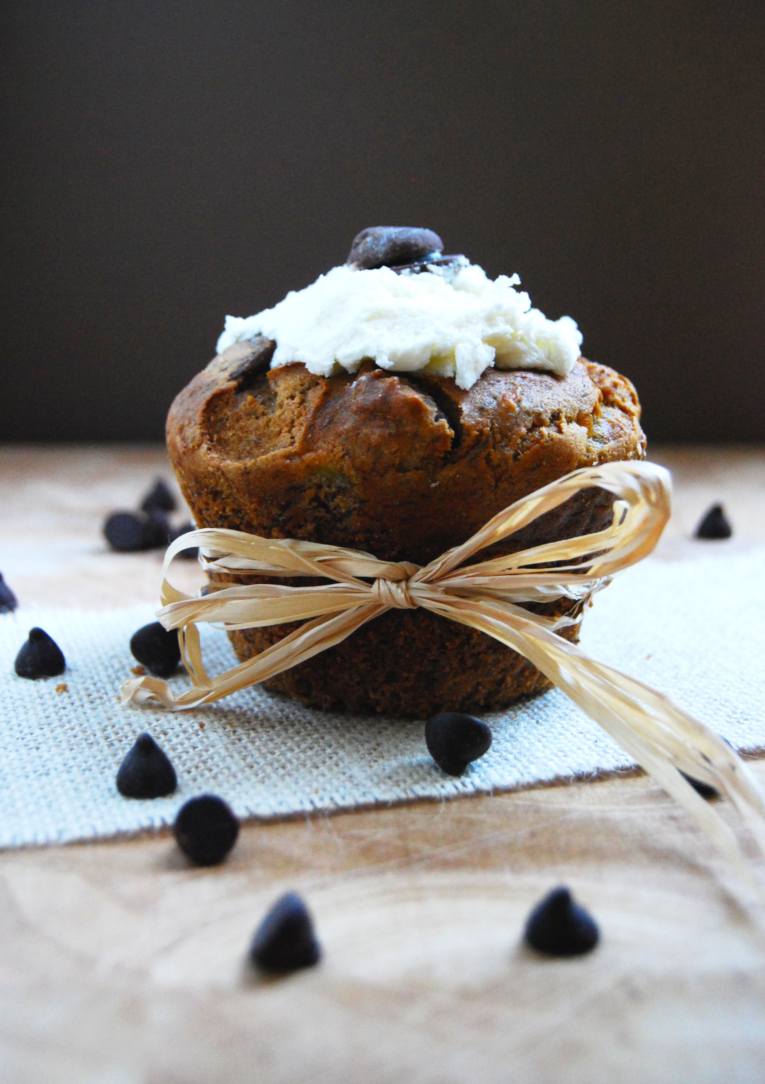 'Just Yummy' Gluten Free Bakery chocolate and banana