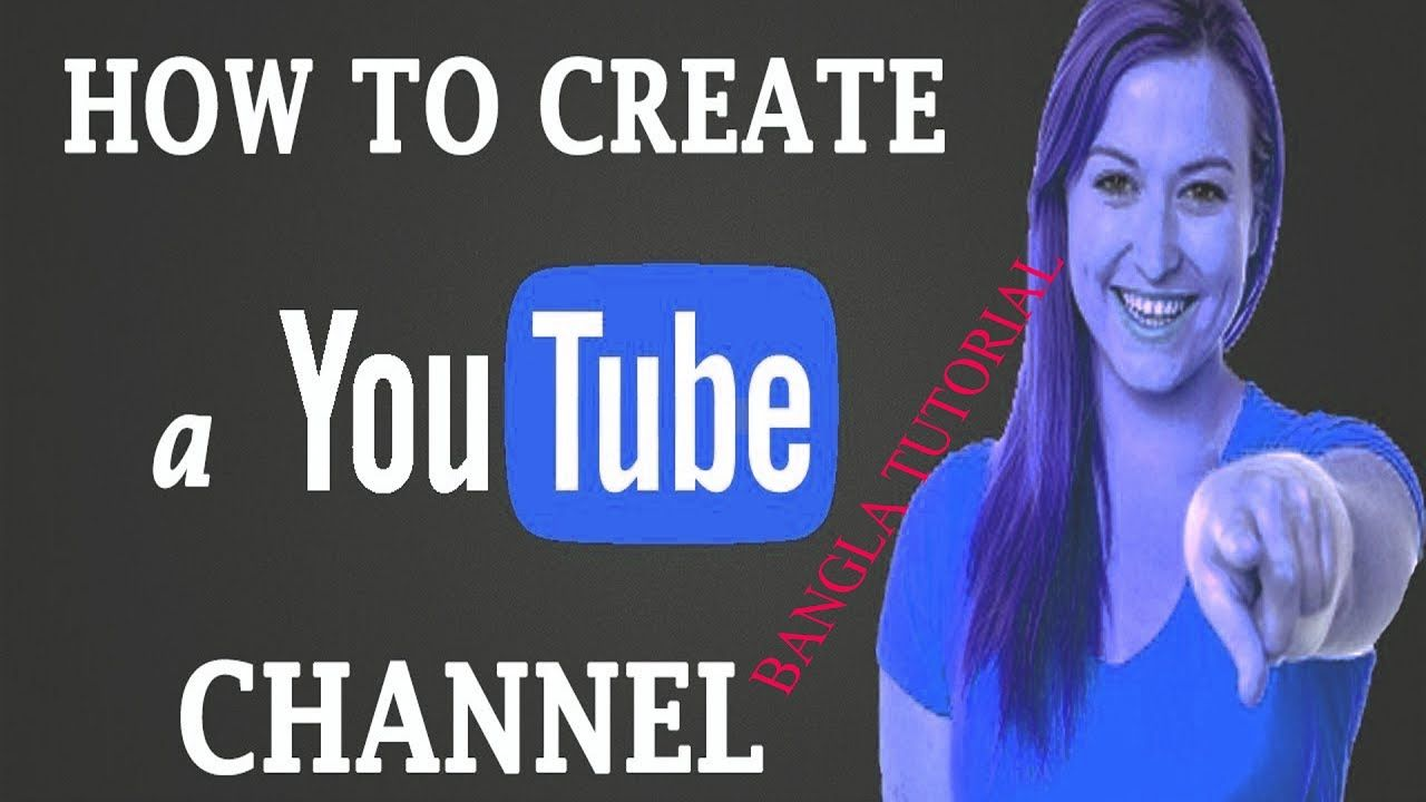 How To Create Youtube Channel And Earn Money Bangla Tutorial With