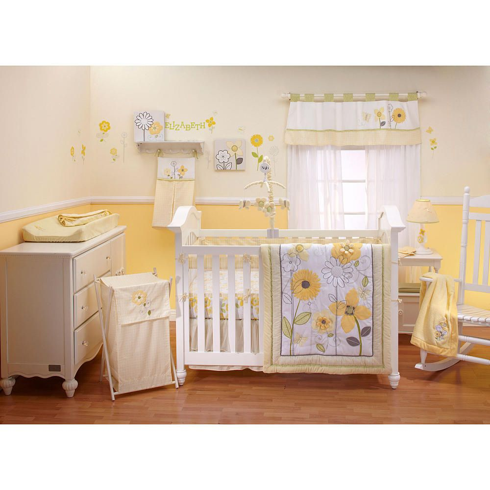 Who Says Girls Have To Have A Pink Nursery I M Loving