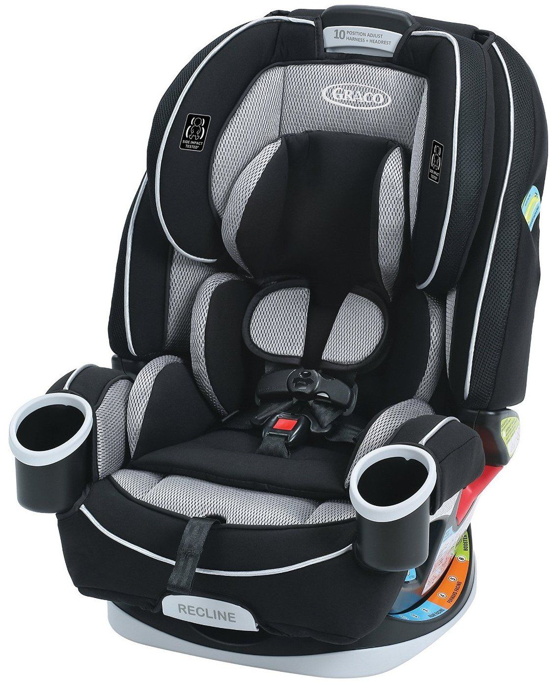Graco 4ever AllinOne Car Seat (Matrix) Best