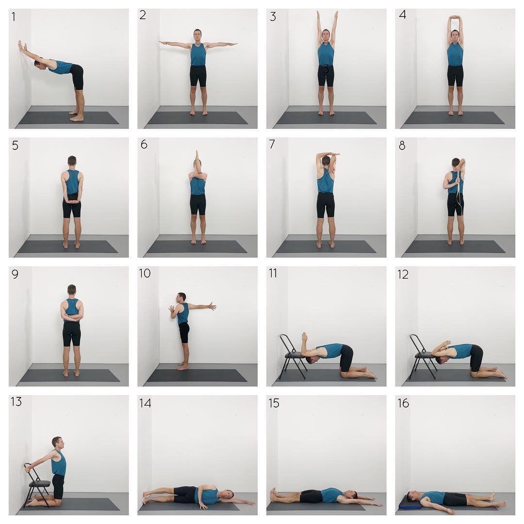 Pin De Ania Surma En Jogaaaaa Secuencias De Yoga Yoga Hombres