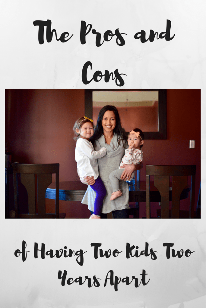 Pros and Cons of Having Kids That Are Two Years Apart ...
