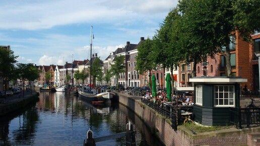 Hoger der A, Groningen stad