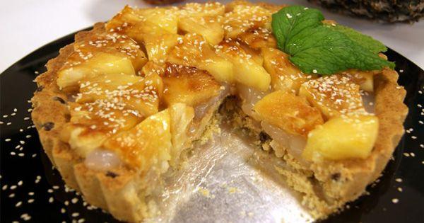 Torta de Fácil de Abacaxi