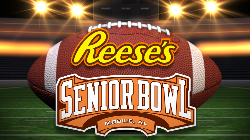 Image result for reese's 2018 senior bowl cup